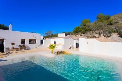 4 Zimmer Finca/Landgut zu verkaufen in Los Belones mit Pool - 990.000 € (Ref: 5329073)