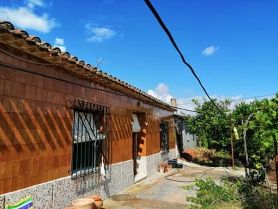 3 bedroom Finca/Country House for sale in Tallante with garage - € 65,000 (Ref: 5336845)