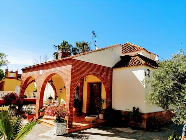 3 Zimmer Bungalow zu verkaufen in Fuente Alamo de Murcia mit Garage - 199.000 € (Ref: 5354451)
