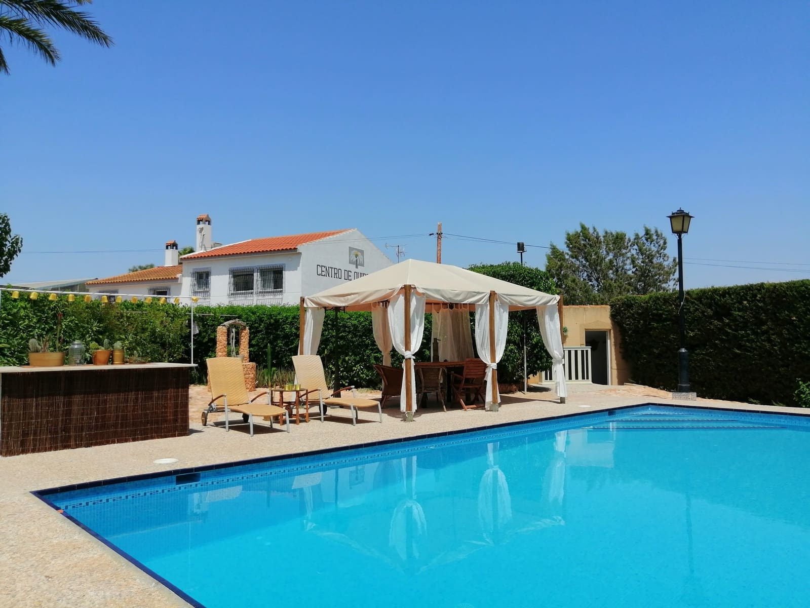 8 quarto Quinta/Casa Rural para venda em Fuente Alamo de Murcia com piscina garagem - 279 000 € (Ref: 5451026)