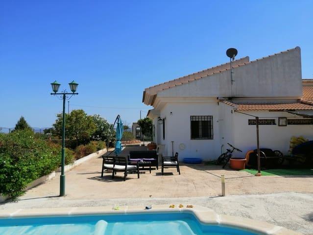 8 sypialnia Finka/Dom wiejski na sprzedaż w Campillo de Arriba z basenem garażem - 299 000 € (Ref: 5540178)