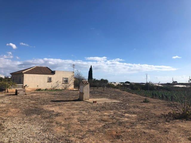 3 chambre Finca/Maison de Campagne à vendre à Sucina - 140 000 € (Ref: 5740825)