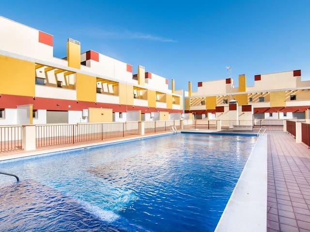2 quarto Apartamento para venda em Los Alcazares com piscina garagem - 87 000 € (Ref: 5794218)
