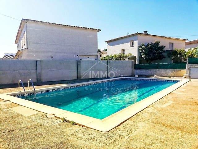 4 soveværelse Villa til salg i L'Escala med swimmingpool - € 210.000 (Ref: 5990454)