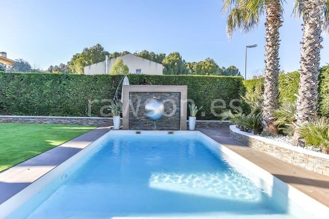 6 soveværelse Villa til salg i Vilafranca del Penedes med swimmingpool garage - € 1.100.000 (Ref: 4468750)