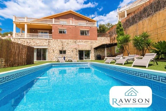 7 soveværelse Villa til leje i Olivella med swimmingpool - € 2.800 (Ref: 5900123)