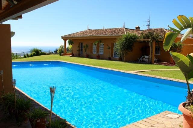 4 sovrum Villa till salu i Motril med pool - 798 000 € (Ref: 4357564)