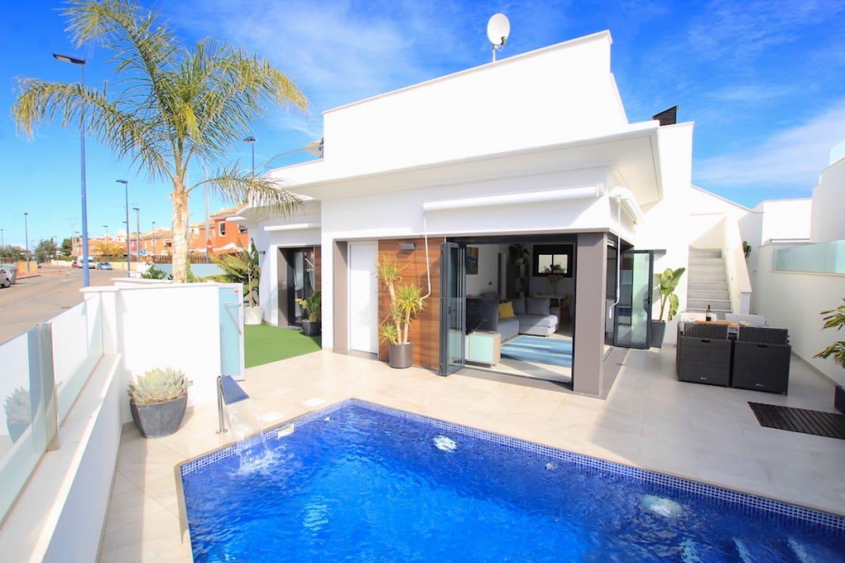 Chalet de 3 habitaciones en La Roda en venta - 289.950 € (Ref: 4997584)
