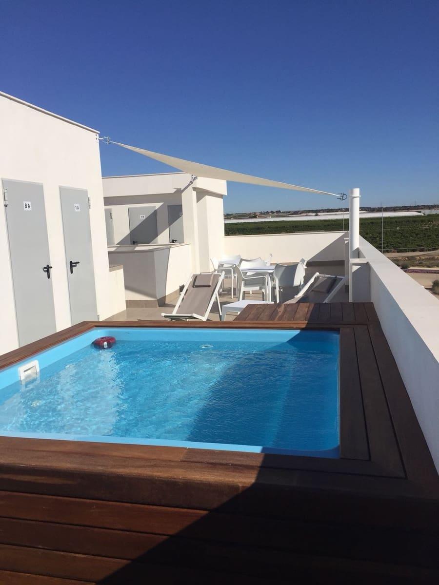 Ático de 2 habitaciones en Pilar de la Horadada en venta - 125.000 € (Ref: 4998042)