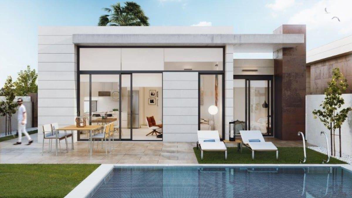 Chalet de 3 habitaciones en Pilar de la Horadada en venta - 292.000 € (Ref: 4998066)