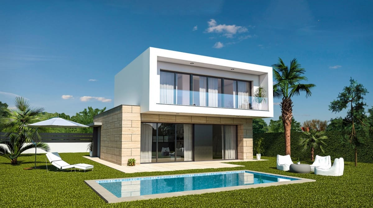 Chalet de 3 habitaciones en La Roda en venta - 337.000 € (Ref: 5038072)