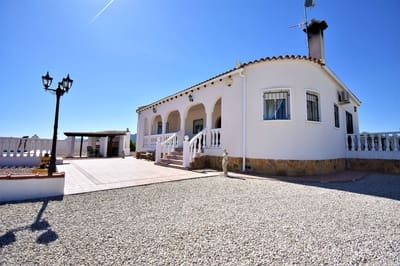 3 bedroom Finca/Country House for sale in Rafal with pool - € 275,000 (Ref: 4735628)