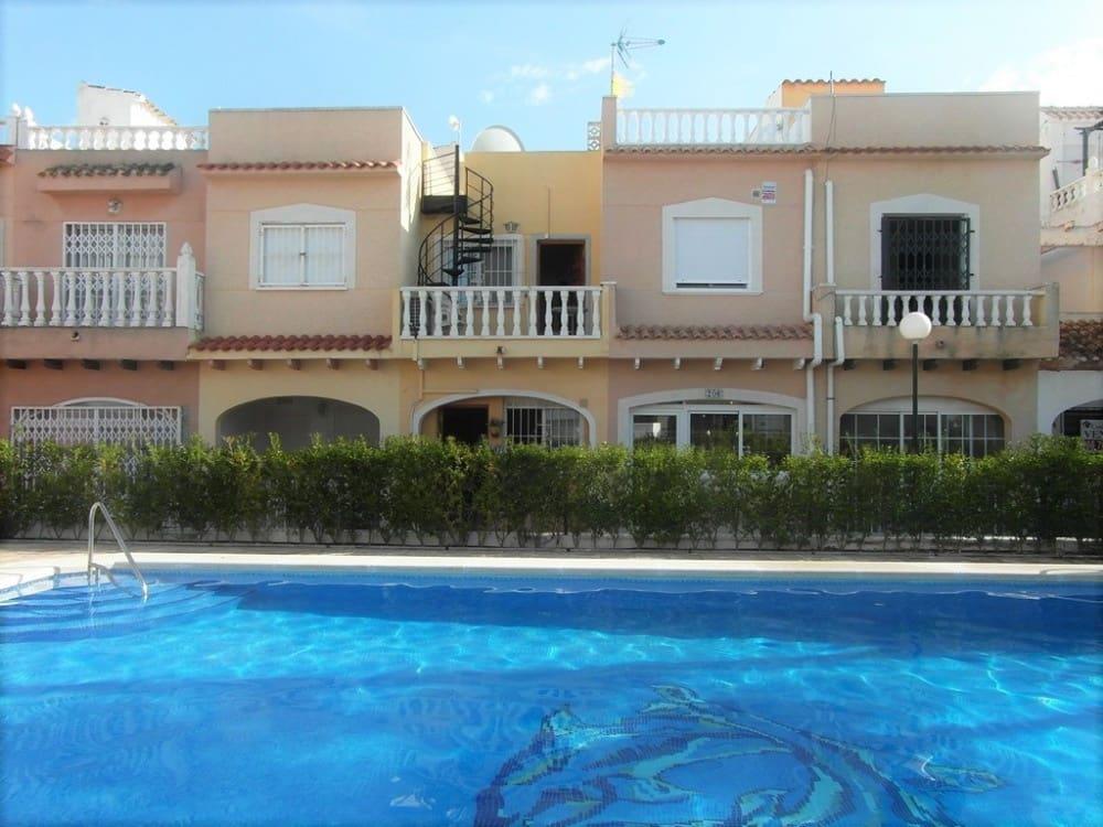 Casa de 2 habitaciones en Playa Flamenca en venta con piscina - 69.950 € (Ref: 4786726)