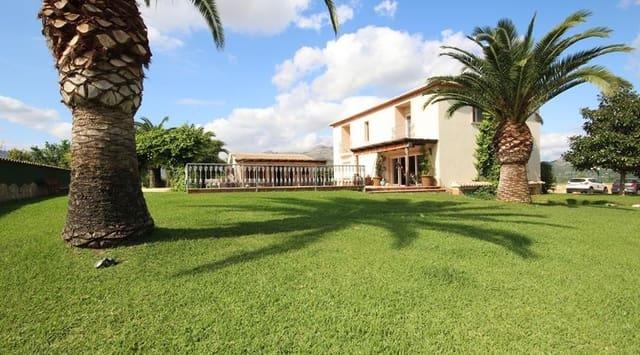 4 soverom Villa til salgs i Benidoleig med svømmebasseng - € 780 000 (Ref: 4884805)