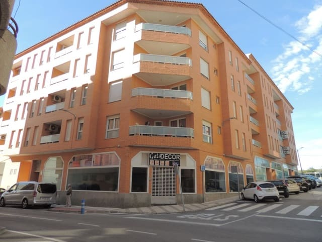 3 quarto Apartamento para venda em Gata de Gorgos - 95 000 € (Ref: 5098885)