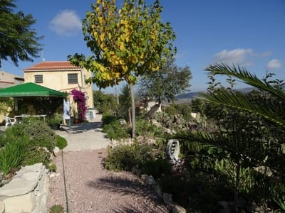 4 bedroom Finca/Country House for sale in Casas del Senor - € 119,000 (Ref: 5342425)