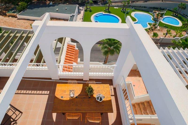 2 quarto Bungalow para venda em Xeresa com piscina - 134 550 € (Ref: 6032018)