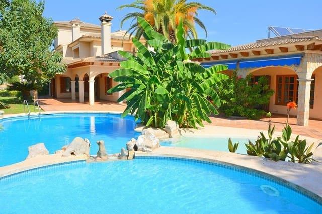 5 soveværelse Villa til salg i Sant Llorenc des Cardassar med swimmingpool garage - € 1.200.000 (Ref: 4379604)
