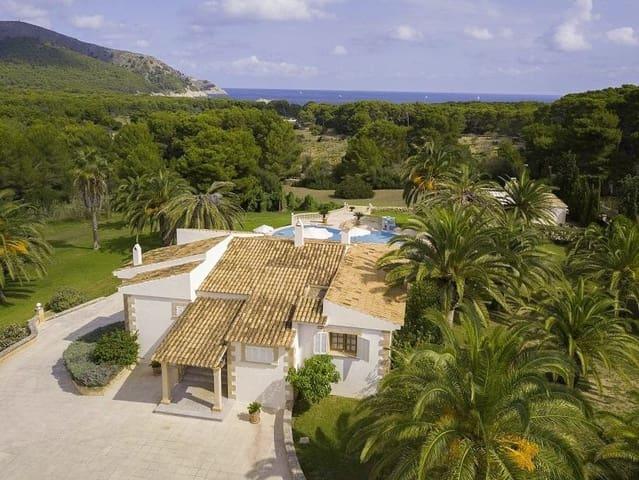 4 quarto Moradia para venda em Capdepera com piscina garagem - 2 100 000 € (Ref: 4379670)