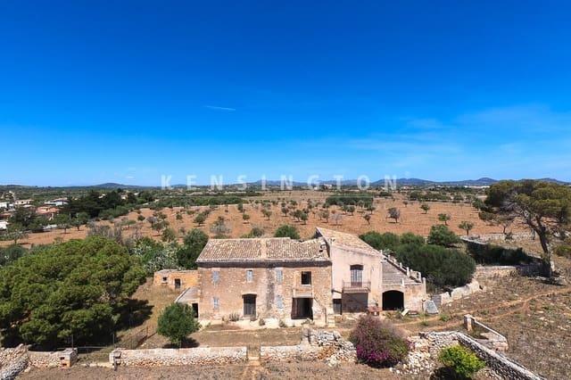 Terreno/Finca Rústica en Cala Anguila en venta - 1.750.000 € (Ref: 4756448)