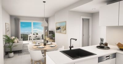2 bedroom Apartment for sale in Cala d'Or with pool - € 275,000 (Ref: 5179233)