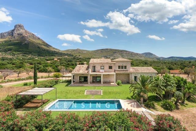 7 soveværelse Finca/Landehus til salg i Colonia de Sant Pere / Colonia de San Pedro med swimmingpool - € 3.700.000 (Ref: 5425781)