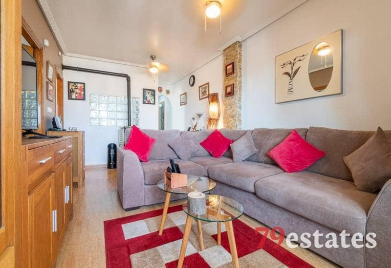 Ático de 2 habitaciones en Playa Flamenca en venta con piscina - 116.000 € (Ref: 4726510)