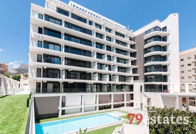 2 Zimmer Apartment zu verkaufen in Calpe / Calp mit Pool - 284.500 € (Ref: 5585500)