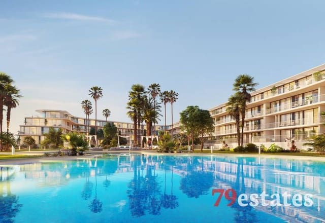3 chambre Penthouse à vendre à Denia avec piscine garage - 284 900 € (Ref: 5585502)