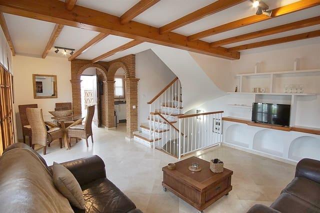 2 Zimmer Doppelhaus zu verkaufen in Mijas Golf mit Pool - 259.000 € (Ref: 4400584)