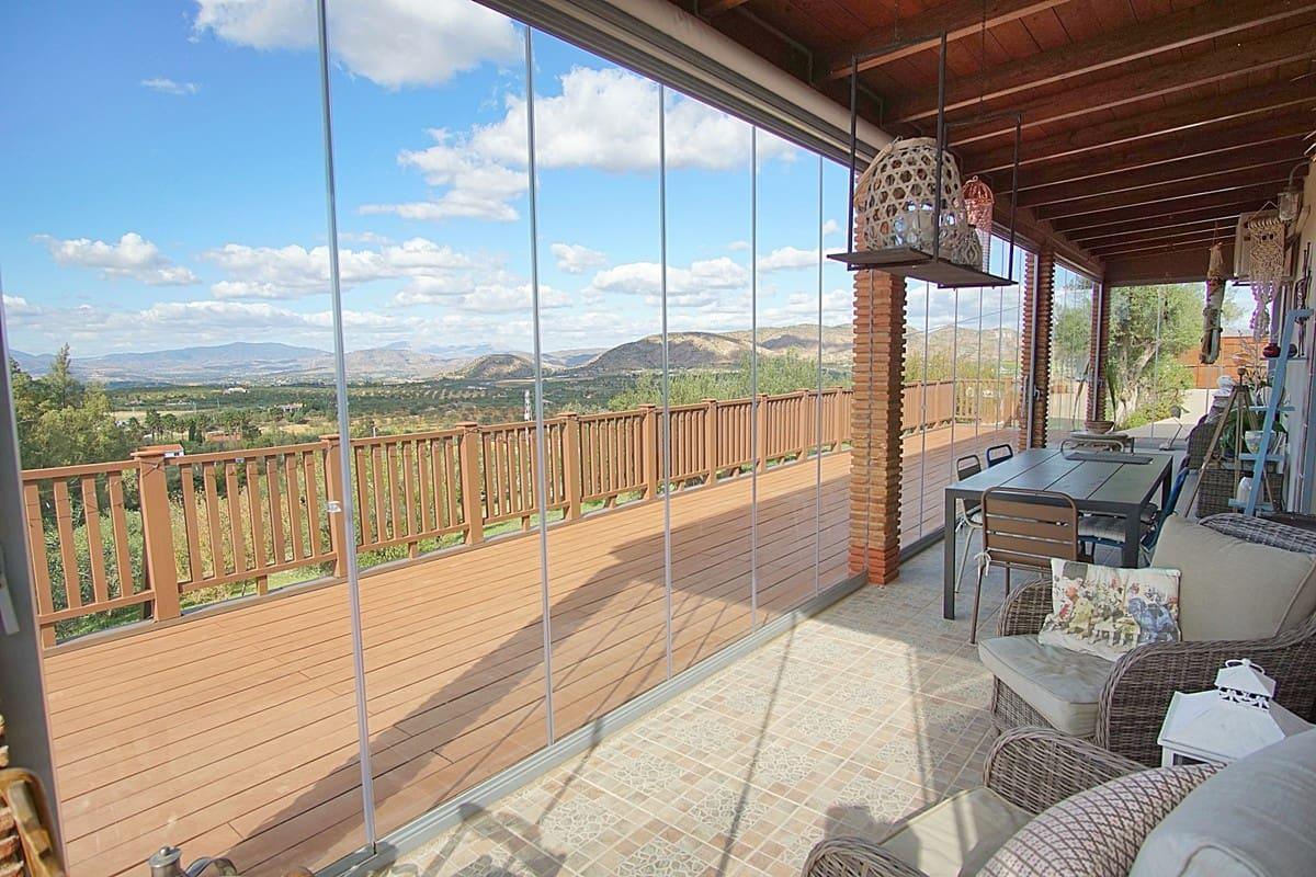 Finca/Casa Rural de 4 habitaciones en Alhaurín el Grande en venta con piscina - 329.000 € (Ref: 4871913)