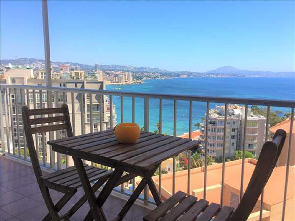 2 bedroom Apartment for sale in Calpe / Calp with garage - € 152,400 (Ref: 5159346)