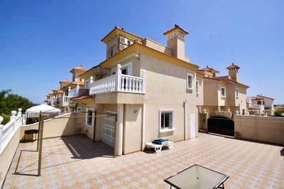 3 bedroom Semi-detached Villa for sale in Pinar de Campoverde - € 155,000 (Ref: 5358420)