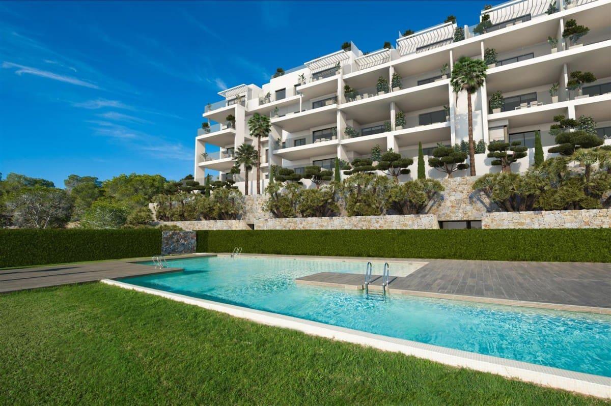 Ático de 3 habitaciones en Las Colinas Golf en venta con piscina - 444.000 € (Ref: 5078660)