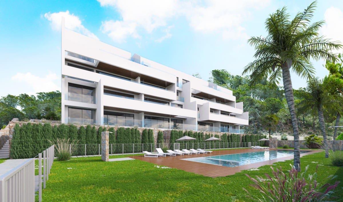 Apartamento de 2 habitaciones en Las Colinas Golf en venta con piscina - 269.000 € (Ref: 5078687)