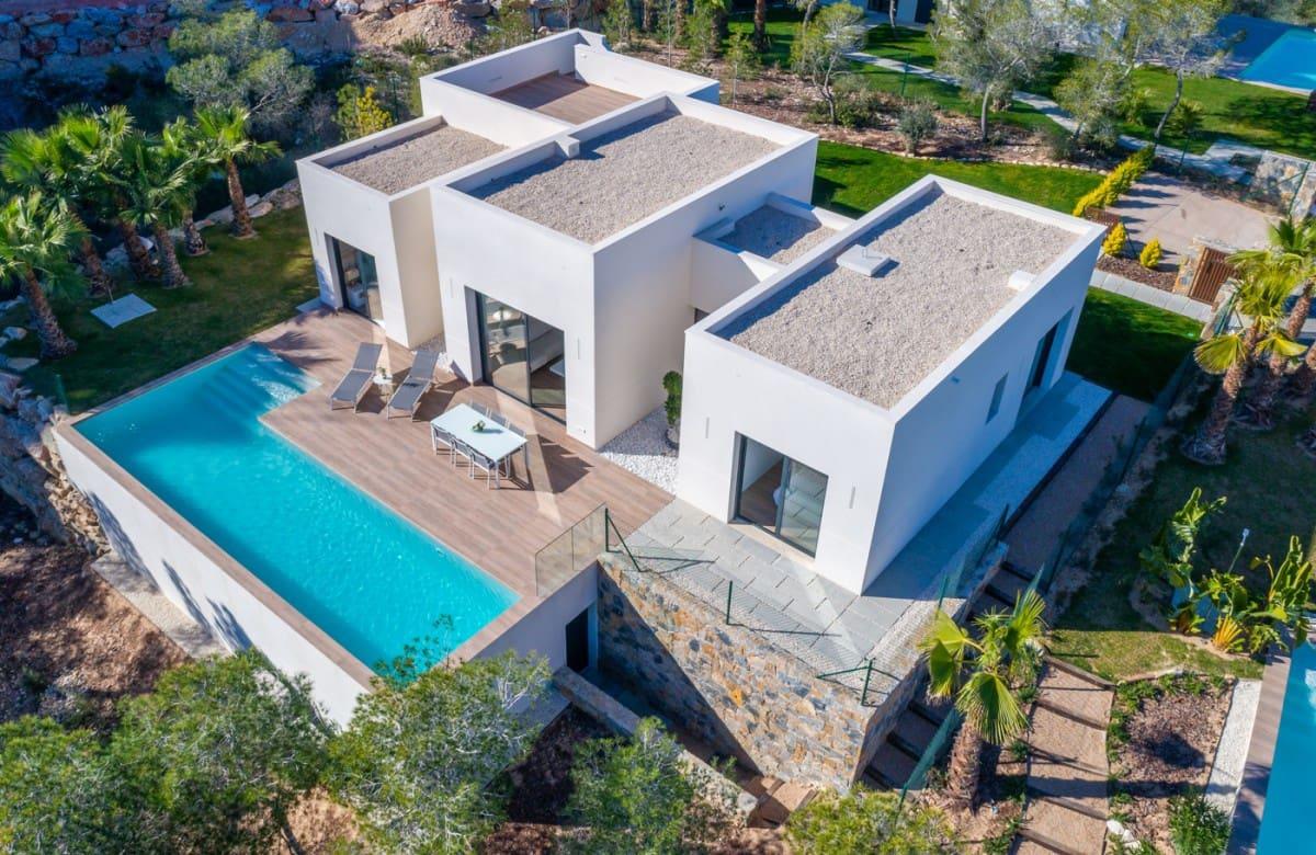 Chalet de 3 habitaciones en Las Colinas Golf en venta con piscina - 545.000 € (Ref: 5088844)