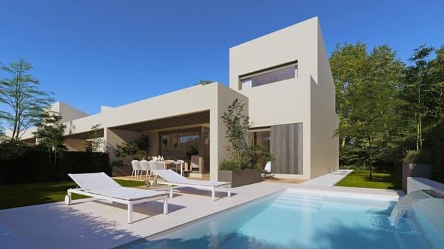 Pareado de 3 habitaciones en Hacienda del Alamo en venta con piscina - 199.000 € (Ref: 5699838)
