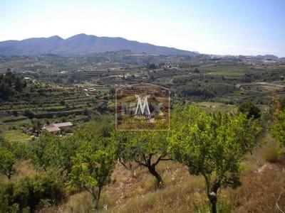 Terrain à Bâtir à vendre à Benissa - 260 000 € (Ref: 5400147)