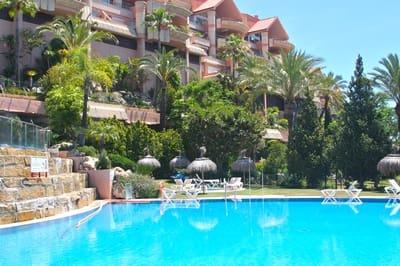 2 sovrum Lägenhet att hyra i Marbella med pool garage - 1 700 € (Ref: 4841319)