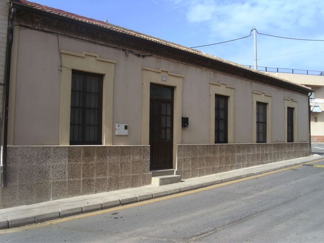 Casa de 4 habitaciones en La Unión en venta - 125.000 € (Ref: 4686563)