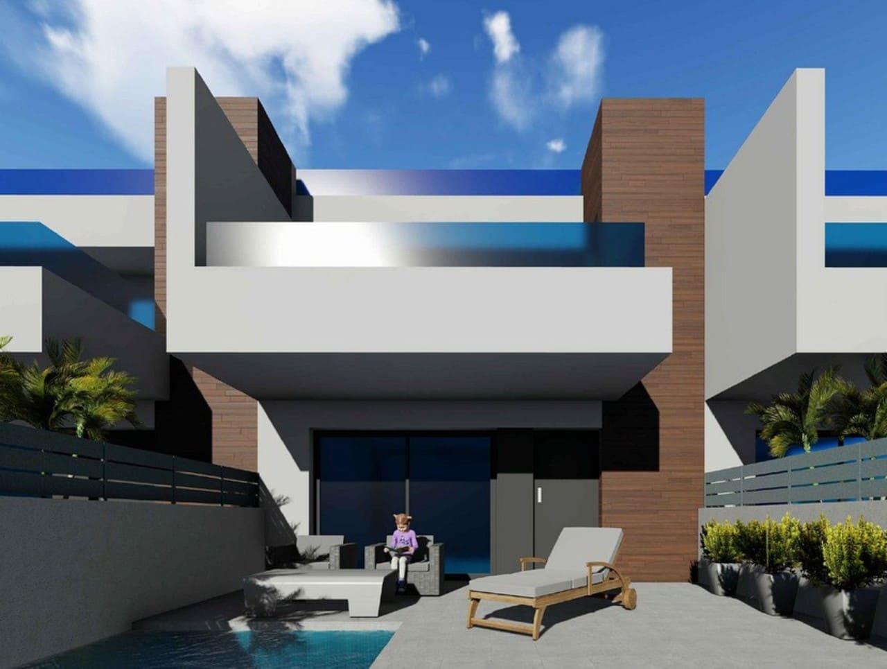 Casa de 3 habitaciones en Benijófar en venta con piscina - 225.000 € (Ref: 5035615)