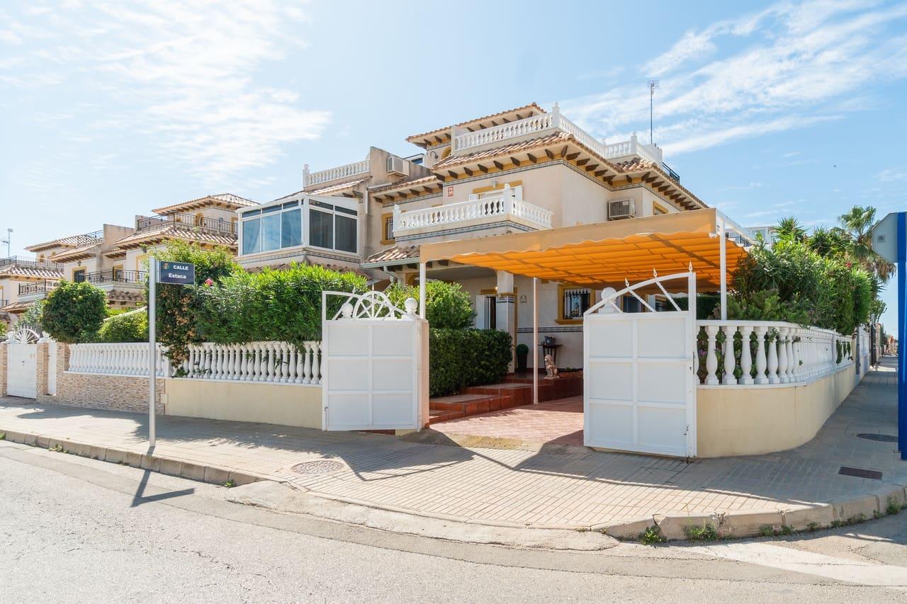Casa de 2 habitaciones en Playa Flamenca en venta con piscina - 159.000 € (Ref: 5035622)