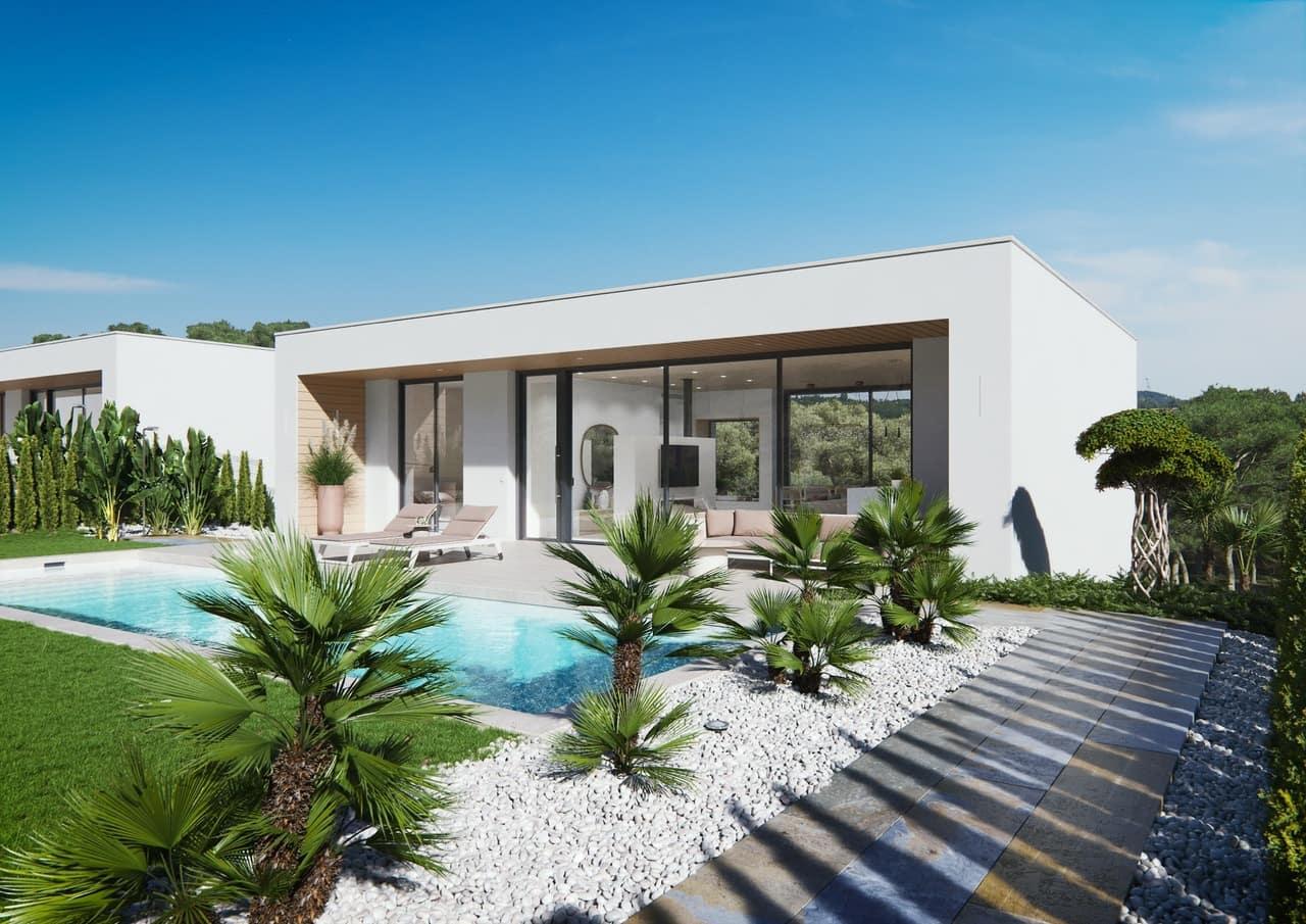Chalet de 3 habitaciones en Las Colinas Golf en venta con piscina - 635.000 € (Ref: 5035718)