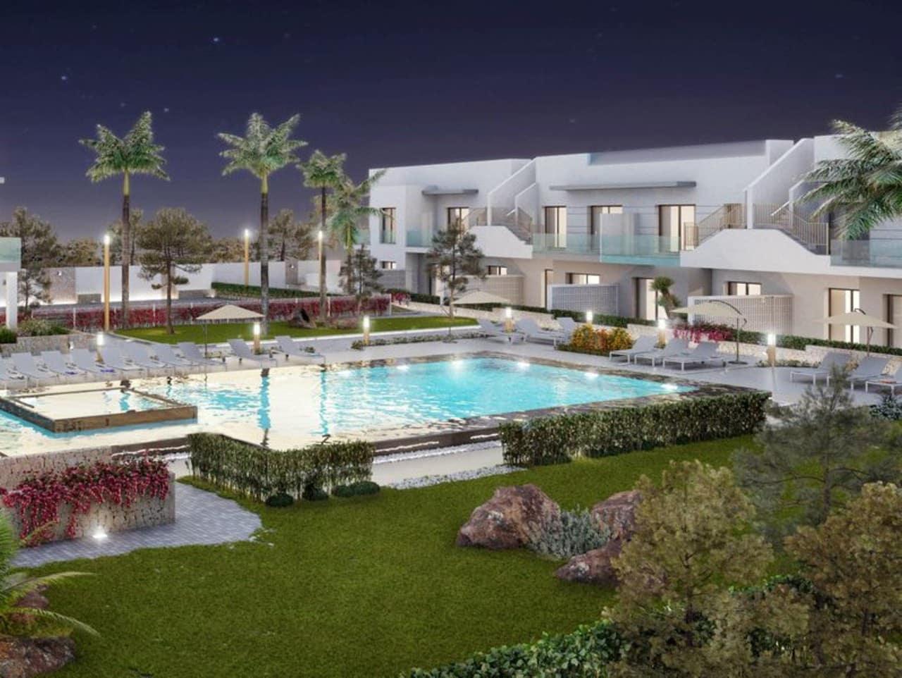 2 bedroom Apartment for sale in Pilar de la Horadada with pool - € 131,000 (Ref: 5035784)