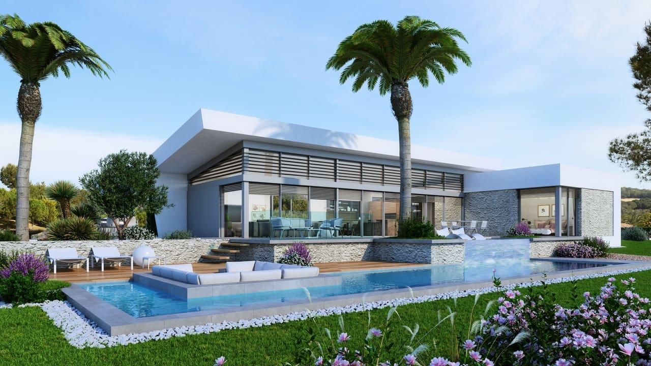 Chalet de 3 habitaciones en Las Colinas Golf en venta con piscina - 1.120.000 € (Ref: 5036750)