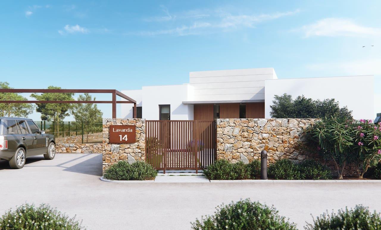Chalet de 3 habitaciones en Las Colinas Golf en venta con piscina - 450.000 € (Ref: 5036819)
