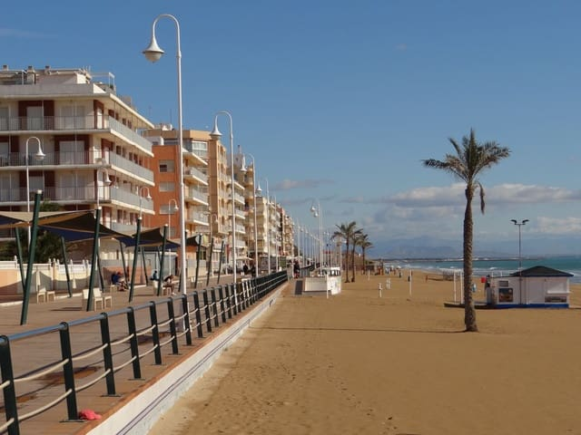 2 bedroom Apartment for holiday rental in Guardamar del Segura - € 480 (Ref: 5625703)