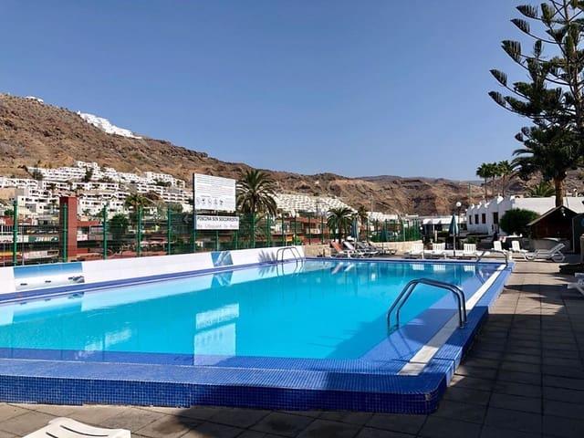 2 sovrum Lägenhet för semesterbostäder i Puerto Rico med pool - 400 € (Ref: 5774058)