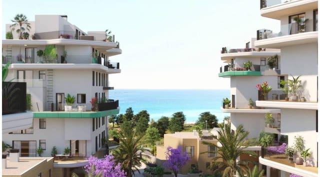 3 soveværelse Lejlighed til salg i La Villajoyosa / Vila Joiosa med swimmingpool - € 492.500 (Ref: 4815430)