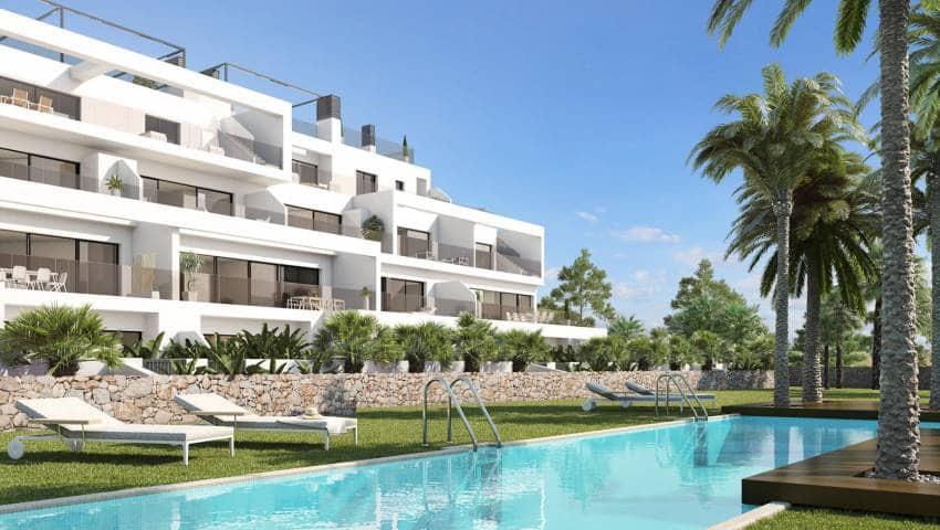Apartamento de 3 habitaciones en Las Colinas Golf en venta con piscina - 297.000 € (Ref: 4914680)
